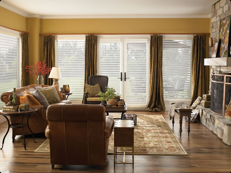 window treatments   george stack interiors