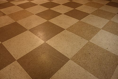 Linoleum Floor Covering : Linoleum  George Stack Interiors